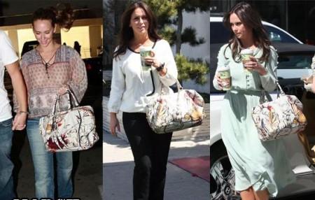 Borse Prada: Jennifer Love Hewitt adora la sua Fairy Bag