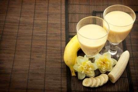 Ricette bambini: frappè alla banana
