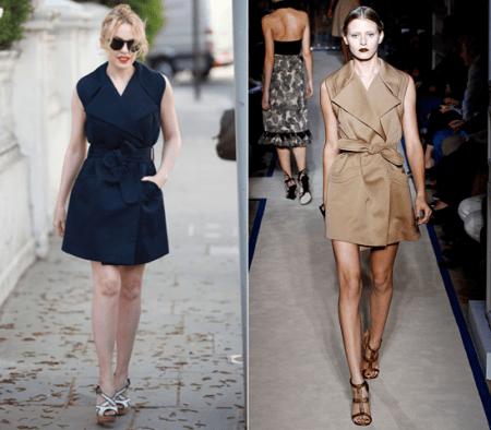 Yves Saint Laurent: il total look di Kylie Minogue