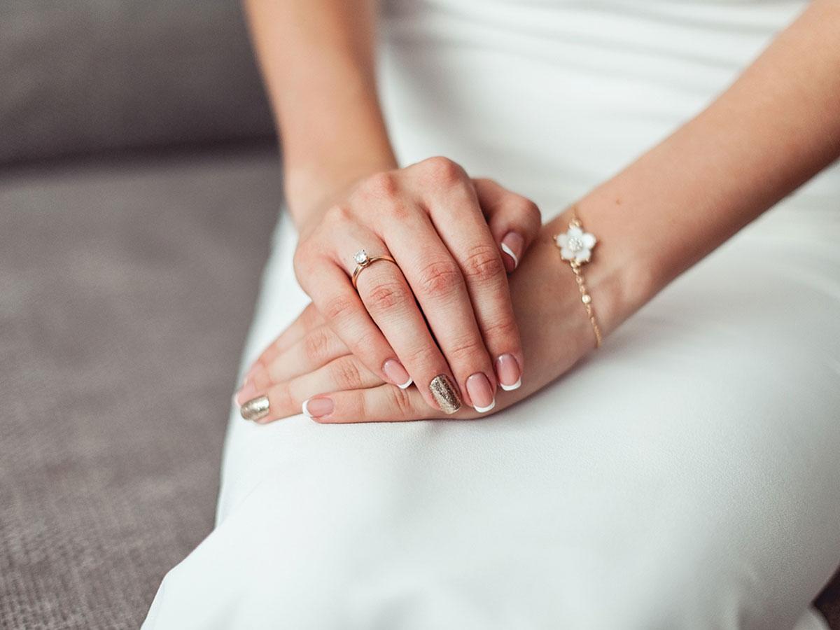 Unghie sposa: ad ogni sposa la sua manicure