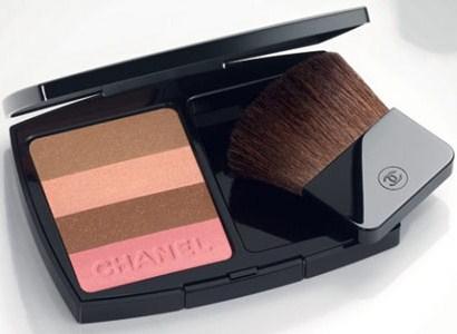 Chanel presenta il nuovo blush per valorizzare l'abbronzatura