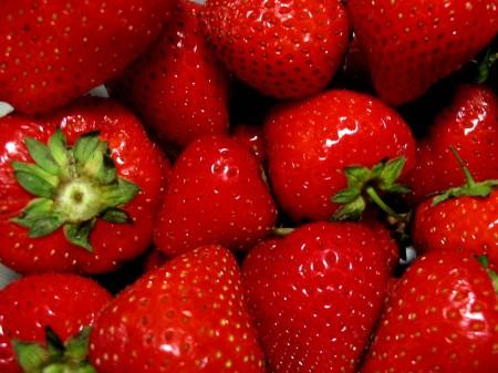 calorie delle fragole