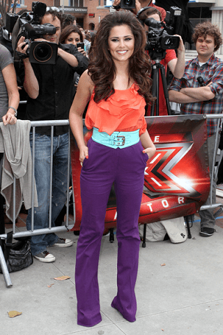 Cheryl Cole: look stiloso Burberry, Oscar de la Renta e Diane von Furstenberg