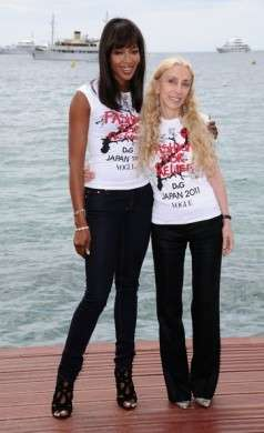 Fashion for Relief cannes 2011