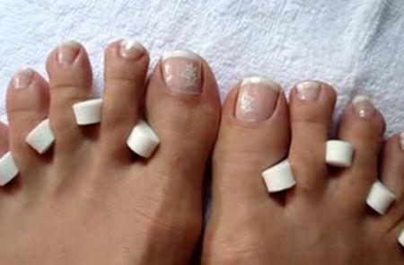 Pedicure, come limare le unghie dei piedi