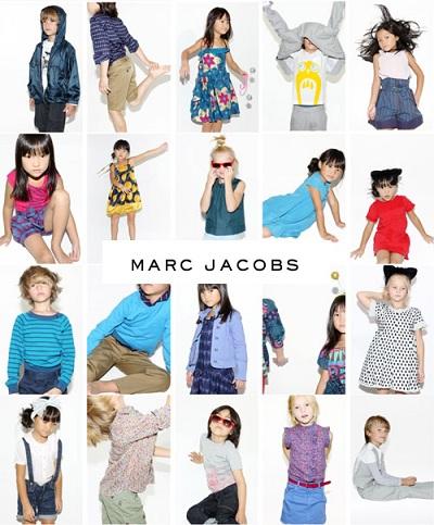 Dopo Lanvin Petite, arriva anche la Little Marc Jacobs!