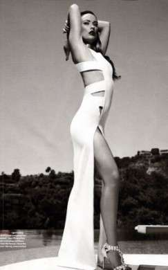Olivia Wilde, da dottoressa a bellezza divina per le foto di GQ