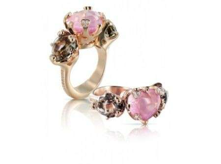 Pasquale Bruni gioielli rosa