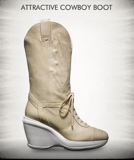 scarpe hogan boots by karl lagerfeld