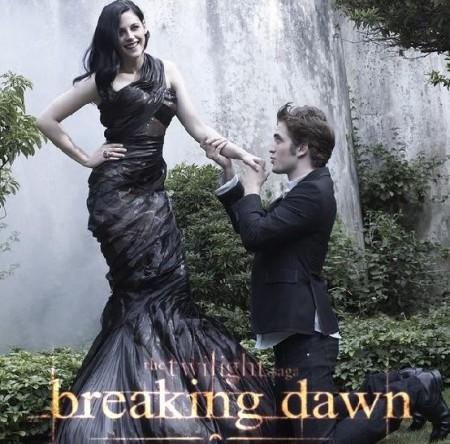 Abito da sposa firmato Carolina Herrera per Bella in Breaking Dawn