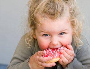Le regole anti-obesità per i bambini