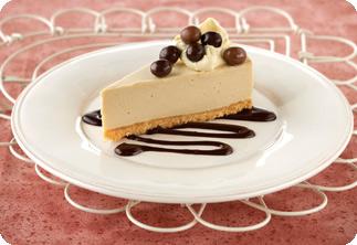 Cheesecake al caffè con la ricotta, golosissimo e leggero