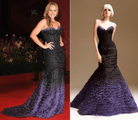 Atelier Versace approda a Venezia con Abbie Cornish
