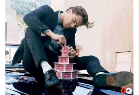 Leonardo DiCaprio bello e affascinante su GQ