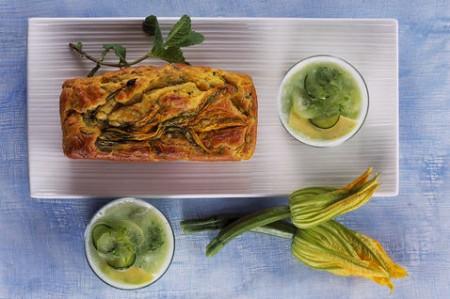 plumcake zucchine ricetta