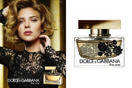 Dolce Gabbana Limited Edition The One Lace Edition Fragrance
