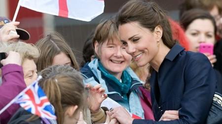 Kate Middleton protettrice arti