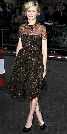 Kirsten Dunst In Honor