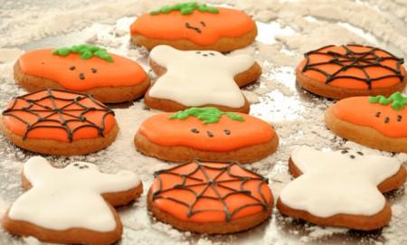 biscotti glassati halloween