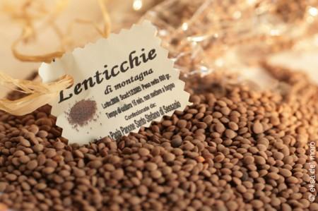 Le lenticchie sono un legume light ideale per la dieta dimagrante