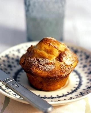 muffins mele fiocchi avena