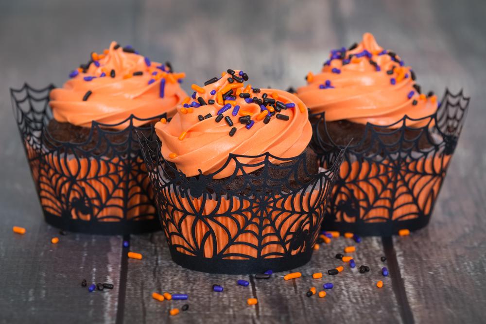 Ricetta cupcake Halloween