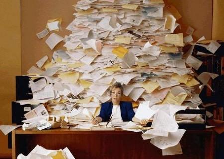 stress lavoro.donna
