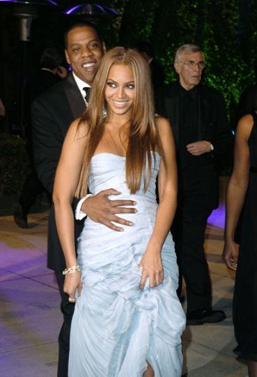 Beyoncé Jay Z bambina