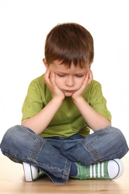 Se mamma o papà soffrono di depressione, i bambini rischiano disturbi del comportamento