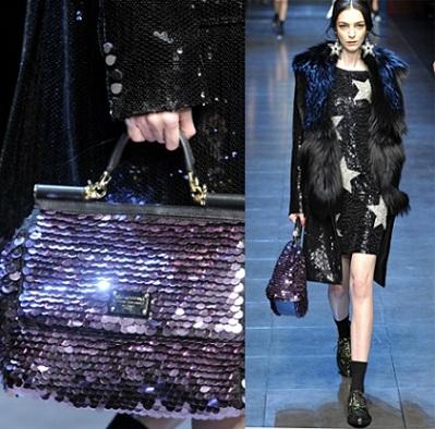 Dolce Gabbana vestono la Miss Sicily di paillettes