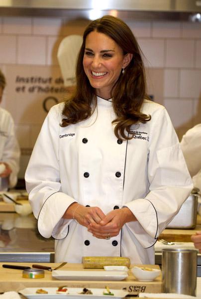 Kate Middleton incinta dieta mediterranea