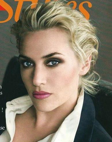 Il make up occhi profondo e intenso di Kate Winslet, da copiare!