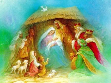 Poesie Natale Gesu bambino