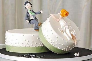 I divorzi lampo sono famosi a Hollywood, ecco i matrimoni vip più brevi!