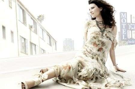 Laura Pausini Vanity Fair