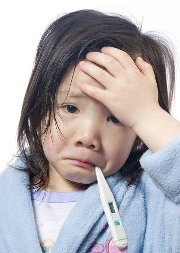 mal di gola influenza