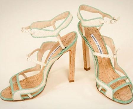 manolo blahnik scarpe ecologiche