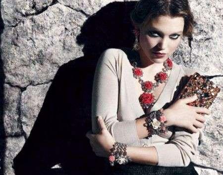 I gioielli couture di Prada ispirati ai magici anni '50 e '60