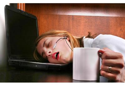 stressati dal lavoro