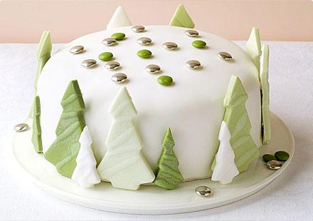 torta albero di.natale
