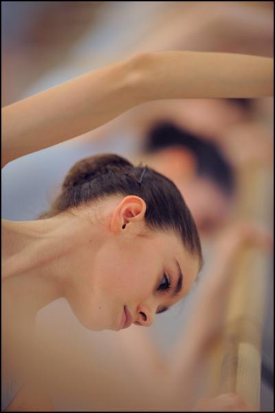 Ballerine Scala anoressiche