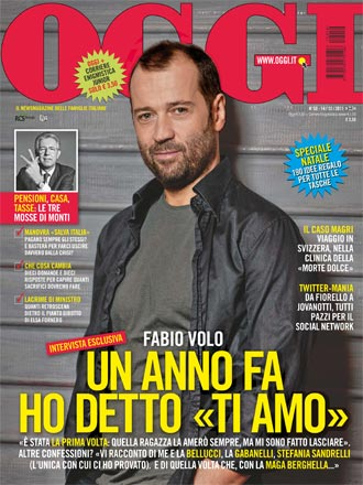 Fabio Volo copertina
