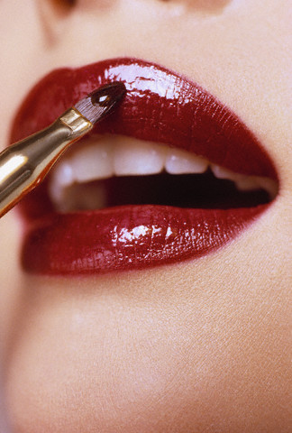 Rosso make up Natale 2011