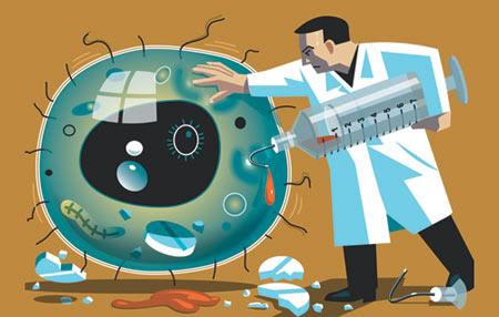 Soluzione batteri resistenti antibiotici