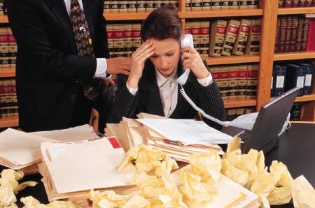 Lo stress da lavoro può causare un ictus
