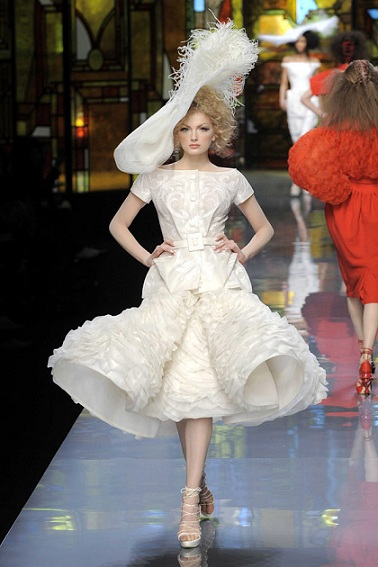 Haute couture Christian Dior 2009