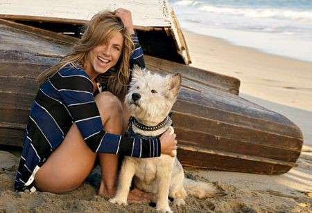 Jennifer Aniston vogue