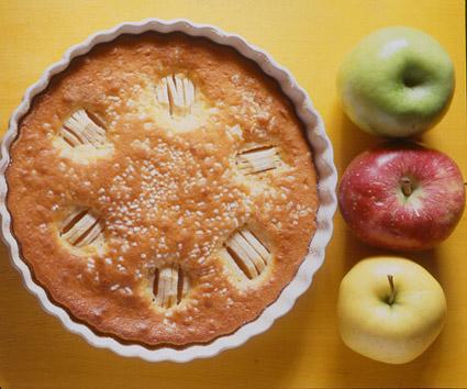 Ricette light con il Bimby per la dieta: la torta di mele