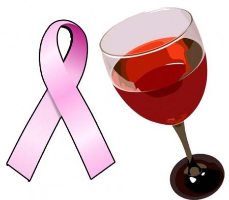 Vino rosso contro il tumore al seno, modiche quantità aiutano a prevenirlo