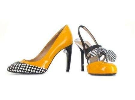 La collezione di scarpe 2012 firmata Alberto Guardiani